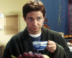 Martin Freeman 'THE HITCHHIKER'S GUIDE TO THE GALAXY' FILM - 2005